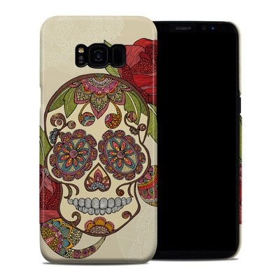 Samsung Galaxy S8 Plus Clip Case - Sugar Skull