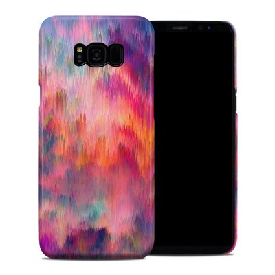 Samsung Galaxy S8 Plus Clip Case - Sunset Storm