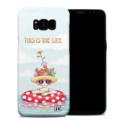Samsung Galaxy S8 Plus Clip Case - This Is The Life