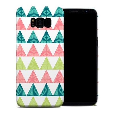 Samsung Galaxy S8 Plus Clip Case - Triangle Slice