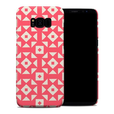 Samsung Galaxy S8 Plus Clip Case - Tribal Calypso