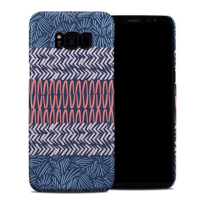 Samsung Galaxy S8 Plus Clip Case - Tropical Ocean