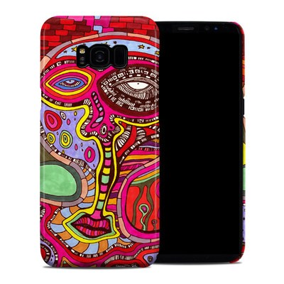 Samsung Galaxy S8 Plus Clip Case - The Wall