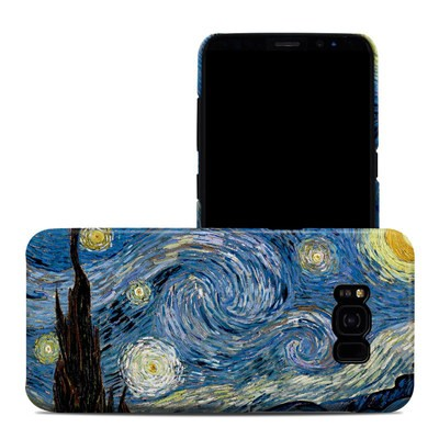 Samsung Galaxy S8 Plus Clip Case - Starry Night