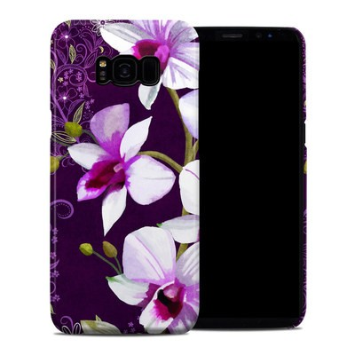 Samsung Galaxy S8 Plus Clip Case - Violet Worlds