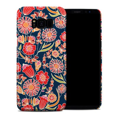 Samsung Galaxy S8 Plus Clip Case - Wild Flower