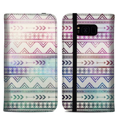 Samsung Galaxy S8 Plus Folio Case - Bohemian