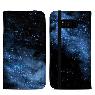 Samsung Galaxy S8 Plus Folio Case - Milky Way