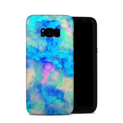 Samsung Galaxy S8 Plus Hybrid Case - Electrify Ice Blue