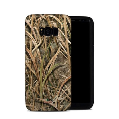 Samsung Galaxy S8 Plus Hybrid Case - Shadow Grass Blades