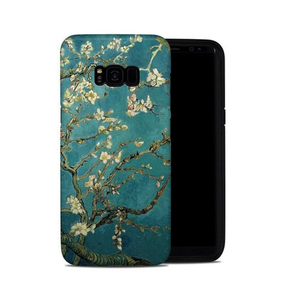 Samsung Galaxy S8 Plus Hybrid Case - Blossoming Almond Tree