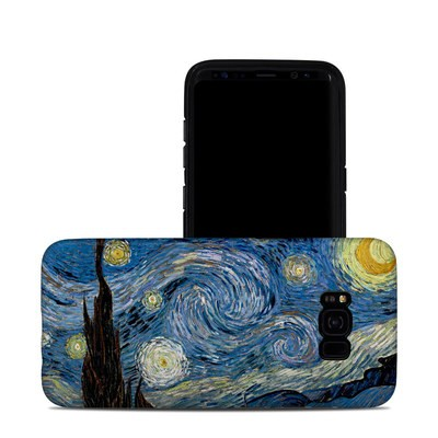 Samsung Galaxy S8 Plus Hybrid Case - Starry Night