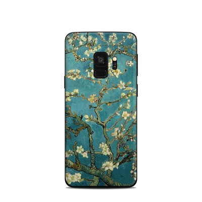 Samsung Galaxy S9 Skin - Blossoming Almond Tree