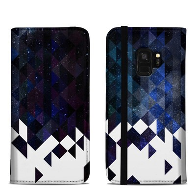 Samsung Galaxy S9 Folio Case - Collapse