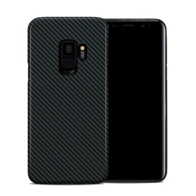 Samsung Galaxy S9 Hybrid Case - Carbon