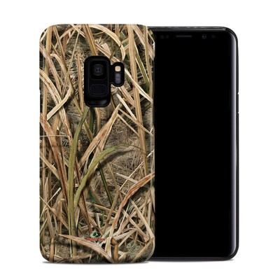 Samsung Galaxy S9 Hybrid Case - Shadow Grass Blades