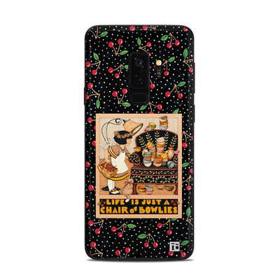 Samsung Galaxy S9 Plus Skin - Chair of Bowlies