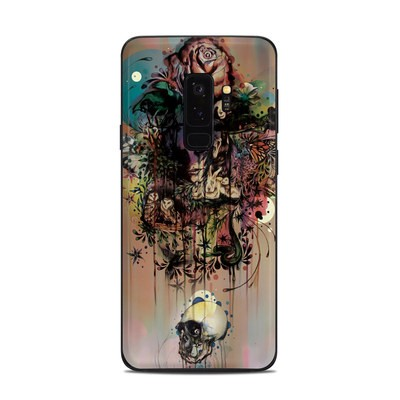 Samsung Galaxy S9 Plus Skin - Doom and Bloom