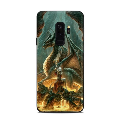Samsung Galaxy S9 Plus Skin - Dragon Mage