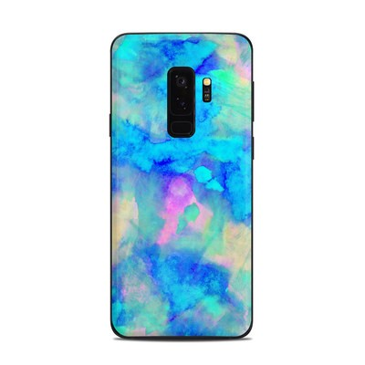 Samsung Galaxy S9 Plus Skin - Electrify Ice Blue