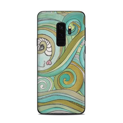 Samsung Galaxy S9 Plus Skin - Honeydew Ocean
