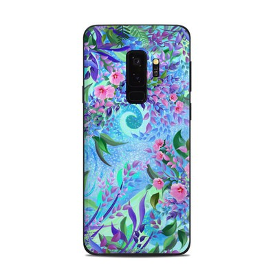Samsung Galaxy S9 Plus Skin - Lavender Flowers