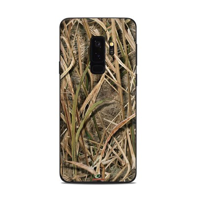 Samsung Galaxy S9 Plus Skin - Shadow Grass Blades