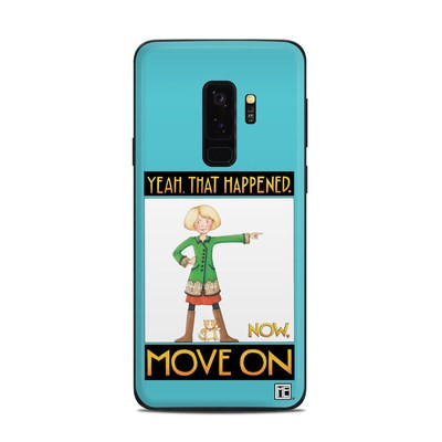 Samsung Galaxy S9 Plus Skin - Move On