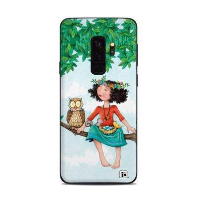 Samsung Galaxy S9 Plus Skin - Never Alone