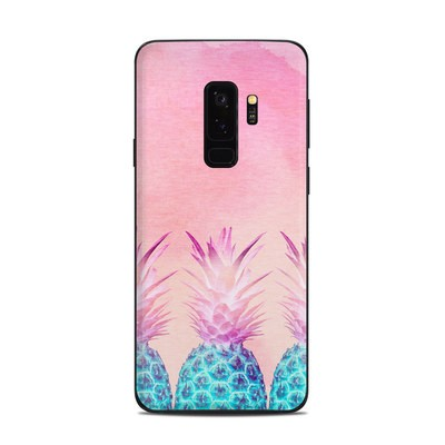 Samsung Galaxy S9 Plus Skin - Pineapple Farm