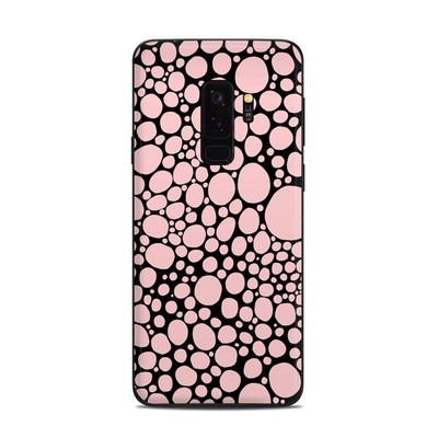 Samsung Galaxy S9 Plus Skin - Pink Bubbles