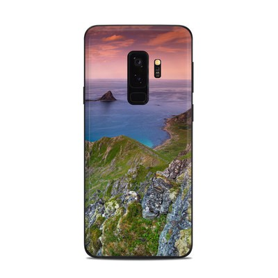 Samsung Galaxy S9 Plus Skin - Rocky Ride