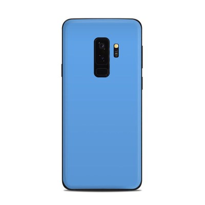 Samsung Galaxy S9 Plus Skin - Solid State Blue