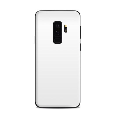 Samsung Galaxy S9 Plus Skin - Solid State White