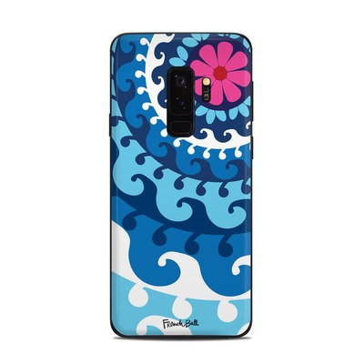 Samsung Galaxy S9 Plus Skin - Sus Blue