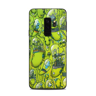 Samsung Galaxy S9 Plus Skin - The Hive