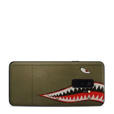 Samsung Galaxy S9 Plus Skin - USAF Shark