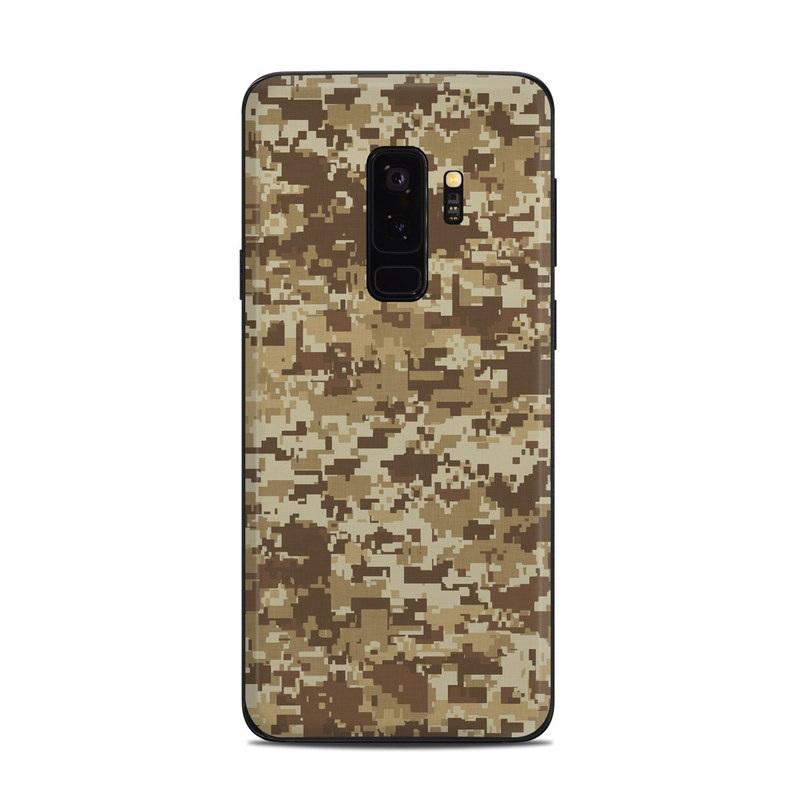 the best attitude cf5b4 d4024 Samsung Galaxy S9 Plus Skin - Coyote Camo