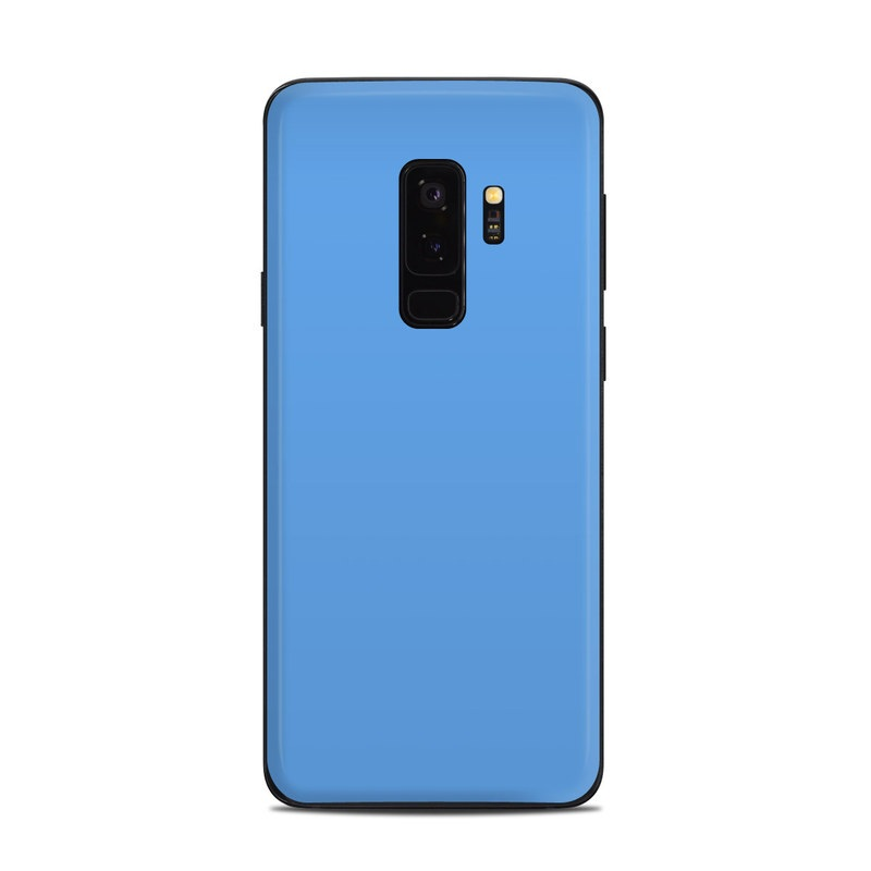 info for cce30 48066 Samsung Galaxy S9 Plus Skin - Solid State Blue