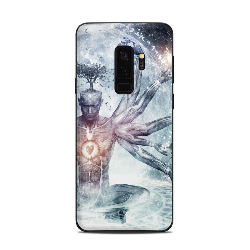 Samsung Galaxy S9 Plus Skin - The Dreamer by Cameron Gray | DecalGirl