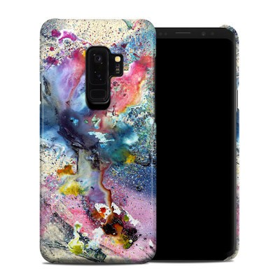 Samsung Galaxy S9 Plus Clip Case - Cosmic Flower