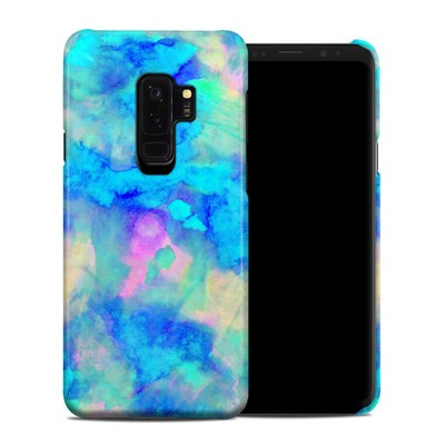 Samsung Galaxy S9 Plus Clip Case - Electrify Ice Blue