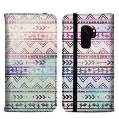 Samsung Galaxy S9 Plus Folio Case - Bohemian