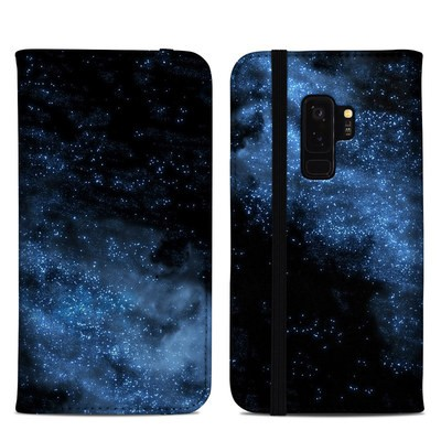 Samsung Galaxy S9 Plus Folio Case - Milky Way