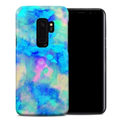 Samsung Galaxy S9 Plus Hybrid Case - Electrify Ice Blue