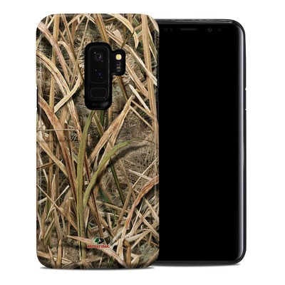 Samsung Galaxy S9 Plus Hybrid Case - Shadow Grass Blades
