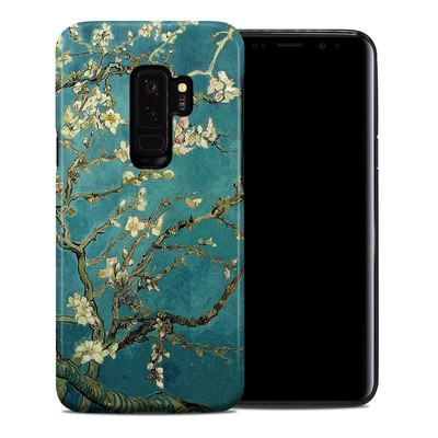 Samsung Galaxy S9 Plus Hybrid Case - Blossoming Almond Tree