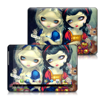 Samsung Galaxy Tab 2 10-1 Skin - Alice & Snow White