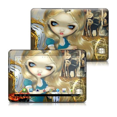 Samsung Galaxy Tab 2 10-1 Skin - Alice in a Dali Dream