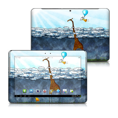 Samsung Galaxy Tab 2 10-1 Skin - Above The Clouds